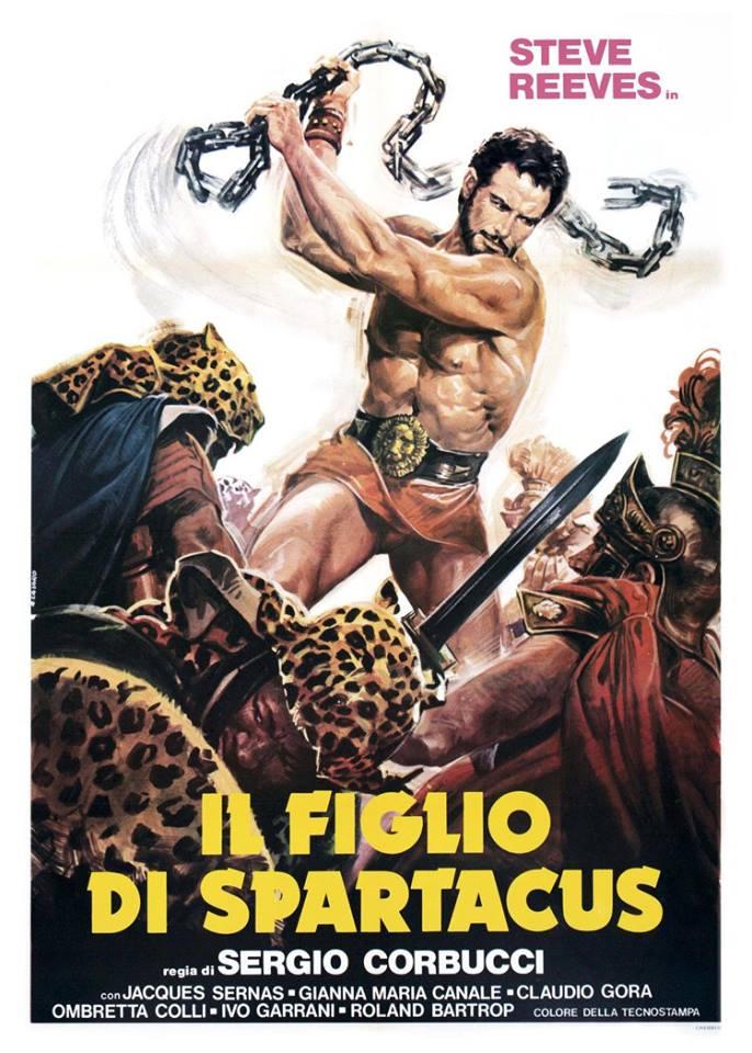 Il figlio di Spartacus (1962)