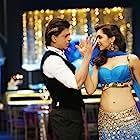 Shah Rukh Khan and Deepika Padukone in Happy New Year (2014)