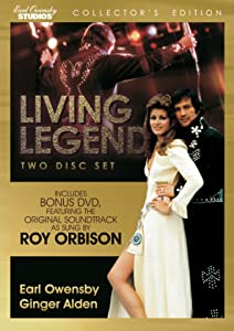 Living Legend: The King of Rock and Roll by Worth Keeter