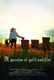A Passion of Gold and Fire Poster
