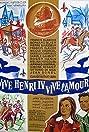 Vive Henri IV... vive l'amour! (1961) Poster