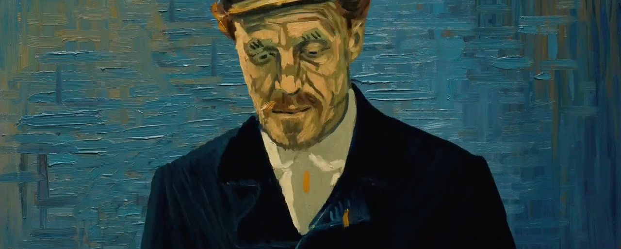 Jerome Flynn in Loving Vincent (2017)