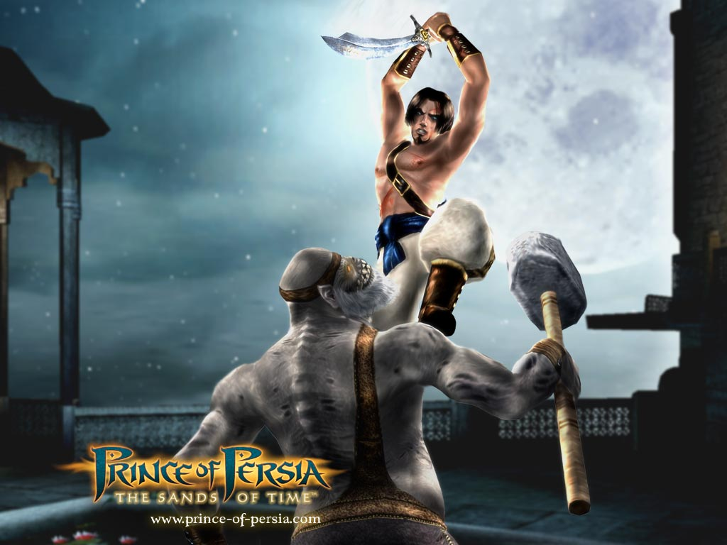 Prince Of Persia The Sands Of Time 2003