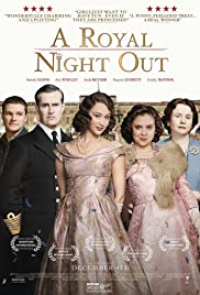 A Royal Night Out Poster