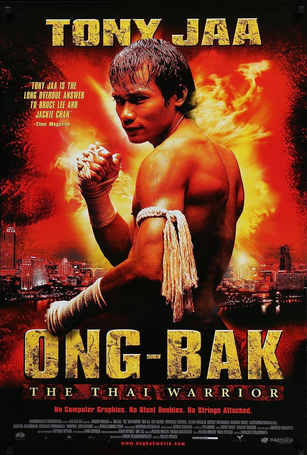 Ong Bak The Thai Warrior 2003 Hindi Dual Audio 480p BluRay ESub 360MB Download