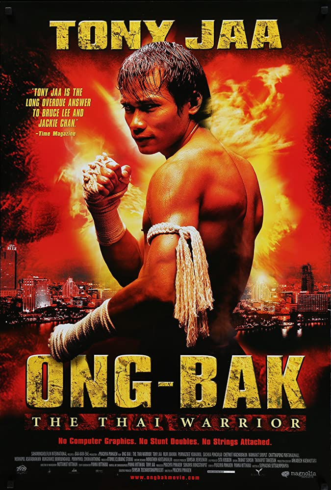 Poster Ong-Bak: The Thai Warrior (2003)