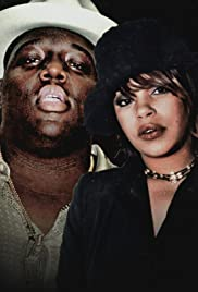 Faith Evans and Notorious B.I.G. Poster