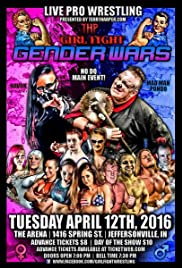 Girl Fight Girl Fight IX: Gender Wars Poster
