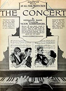 Watch online torrent movies The Concert [Full]