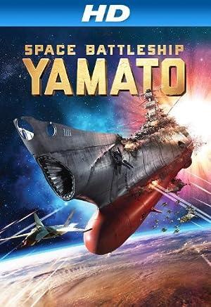 Svemirski borbeni brod Jamato (2010)