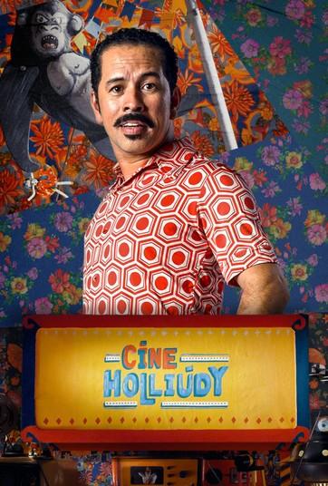 Edmilson Filho in Cine Holliúdy (2019)