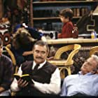 Brice Beckham, Rob Stone, Bob Uecker, and Tracy Wells in Mr. Belvedere (1985)