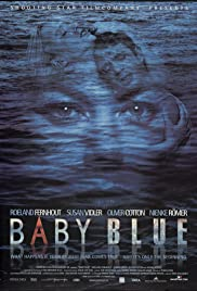 Baby Blue Poster