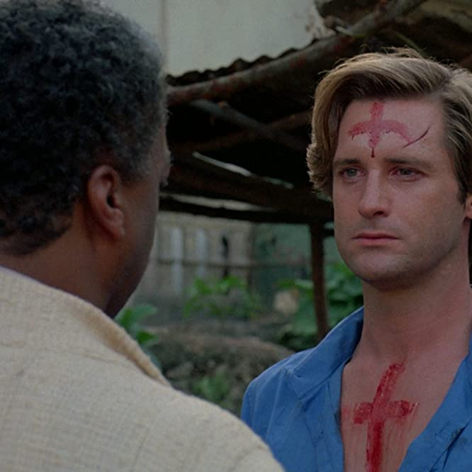 Bill Pullman and Paul Winfield in The Serpent and the Rainbow (1988)