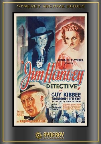 Tom Brown, Lucie Kaye, and Guy Kibbee in Jim Hanvey, Detective (1937)