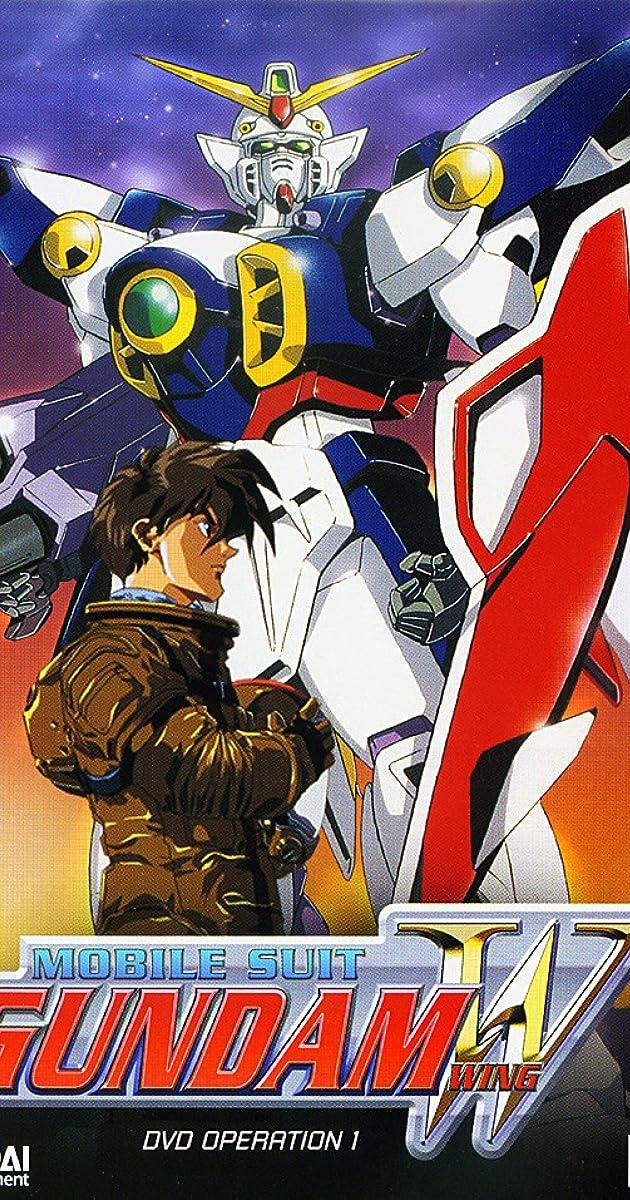 Mobile Suit Gundam Wing (TV Series 1995–1996) - Mobile Suit