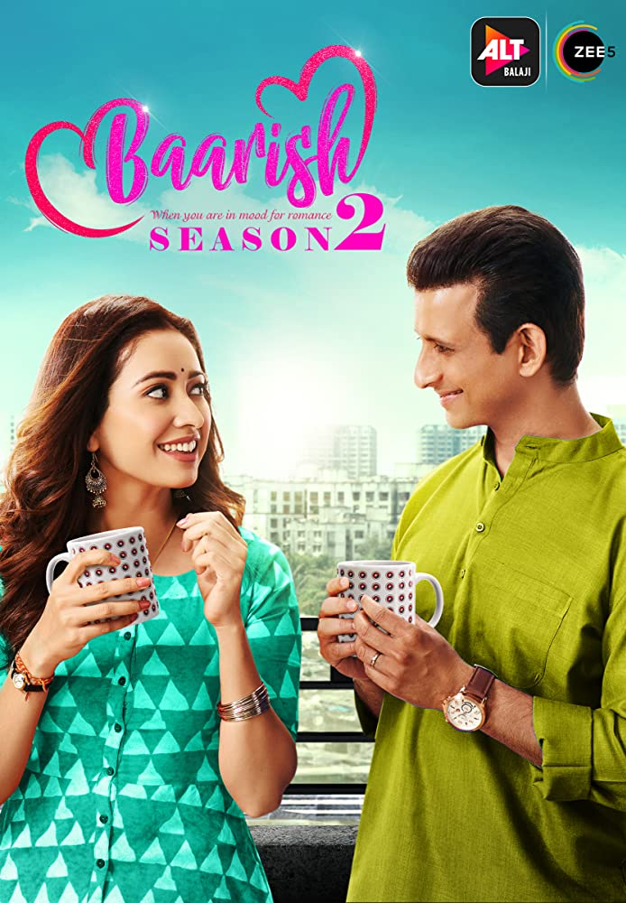 Baarish Season 2 2020 Hindi Altbalaji Web Series (Ep1-11) 720p WEBRip 1.8GB Download