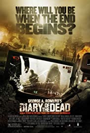 Diary of the Dead (2007) Poster - Movie Forum, Cast, Reviews