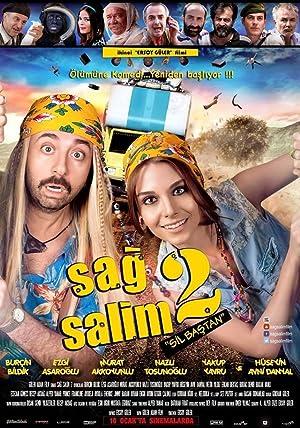 Where to stream Sag Salim 2: Sil Bastan