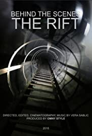 The Rift: Behind the Scenes Poster