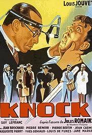 Knock (1951) avec Louis Jouvet