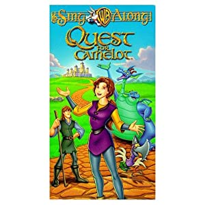 Watch movie2k free download Quest for Camelot Sing-Alongs [SATRip]