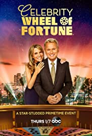 Celebrity Wheel of Fortune Poster