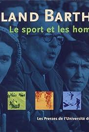 Le sport et les hommes Poster