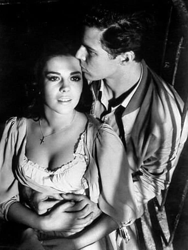 Natalie Wood and Richard Beymer in West Side Story 1961