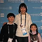 Michael Chen, Cindy Cheung and Crystal Chiu at event of Children of Invention