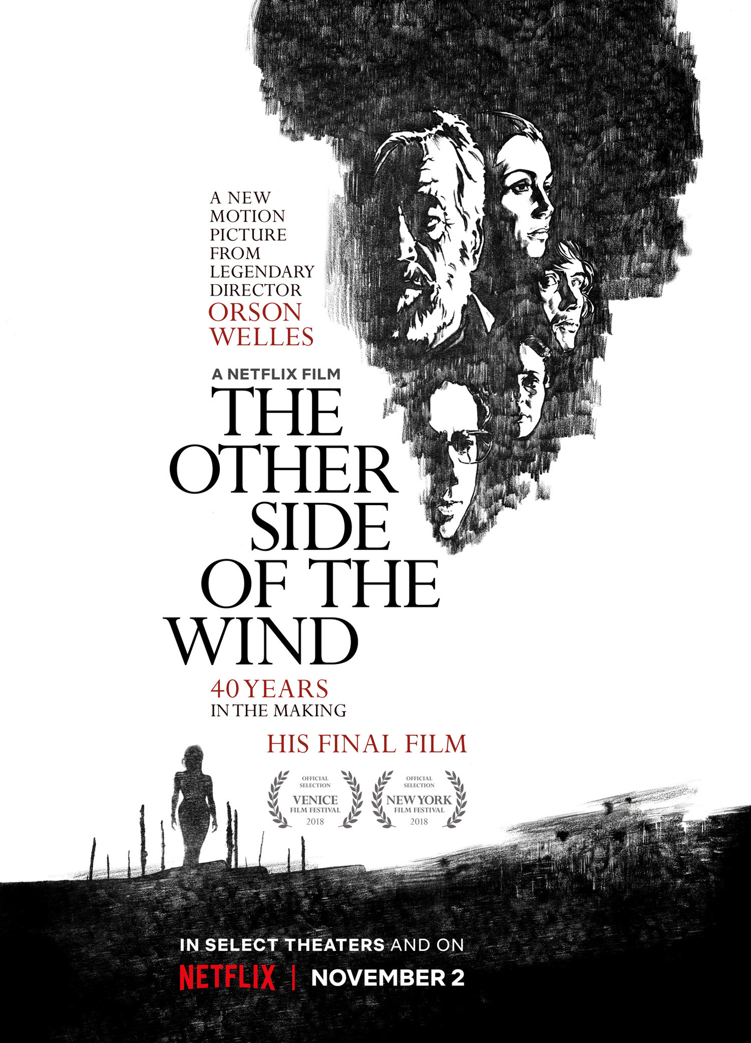 The Other Side Of The Wind 2018 Imdb
