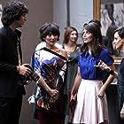 Jun Ichikawa, Alessandra Mastronardi, Pierpaolo Spollon, and Francesca Agostini in L'allieva (2016)