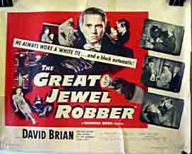 David Brian and Marjorie Reynolds in The Great Jewel Robber (1950)