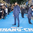 Florian Munteanu at an event for Shang-Chi and the Legend of the Ten Rings (2021)