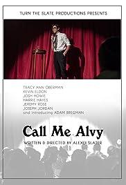 Call Me Alvy Poster