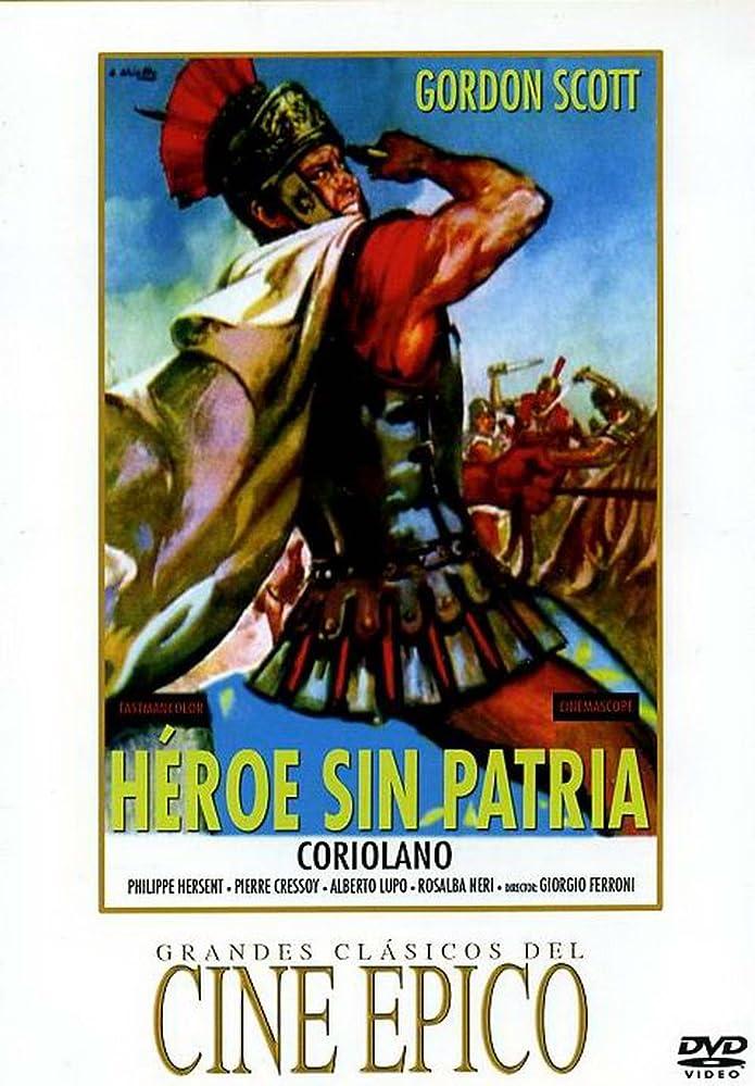 Coriolano eroe senza patria (1964)