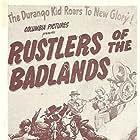 Charles Starrett in Rustlers of the Badlands (1945)