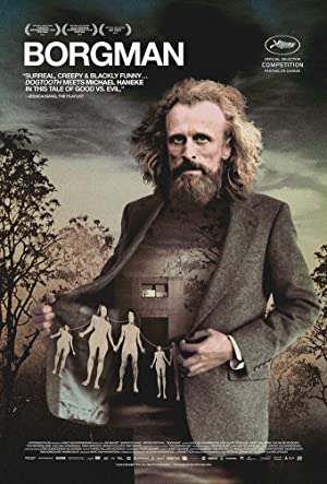 Borgman film Poster