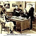 Stuart Erwin, Glenda Farrell, Allen Jenkins, Jean Muir, and Addison Richards in Dance Charlie Dance (1937)