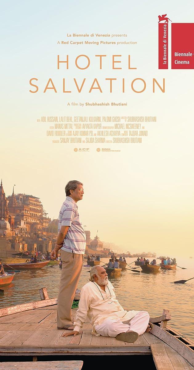 Subtitle of Hotel Salvation