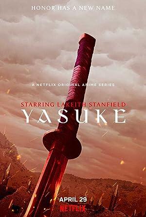Yasuke : Season 1 English & Japanese NF WEB-DL 720p | [Complete]