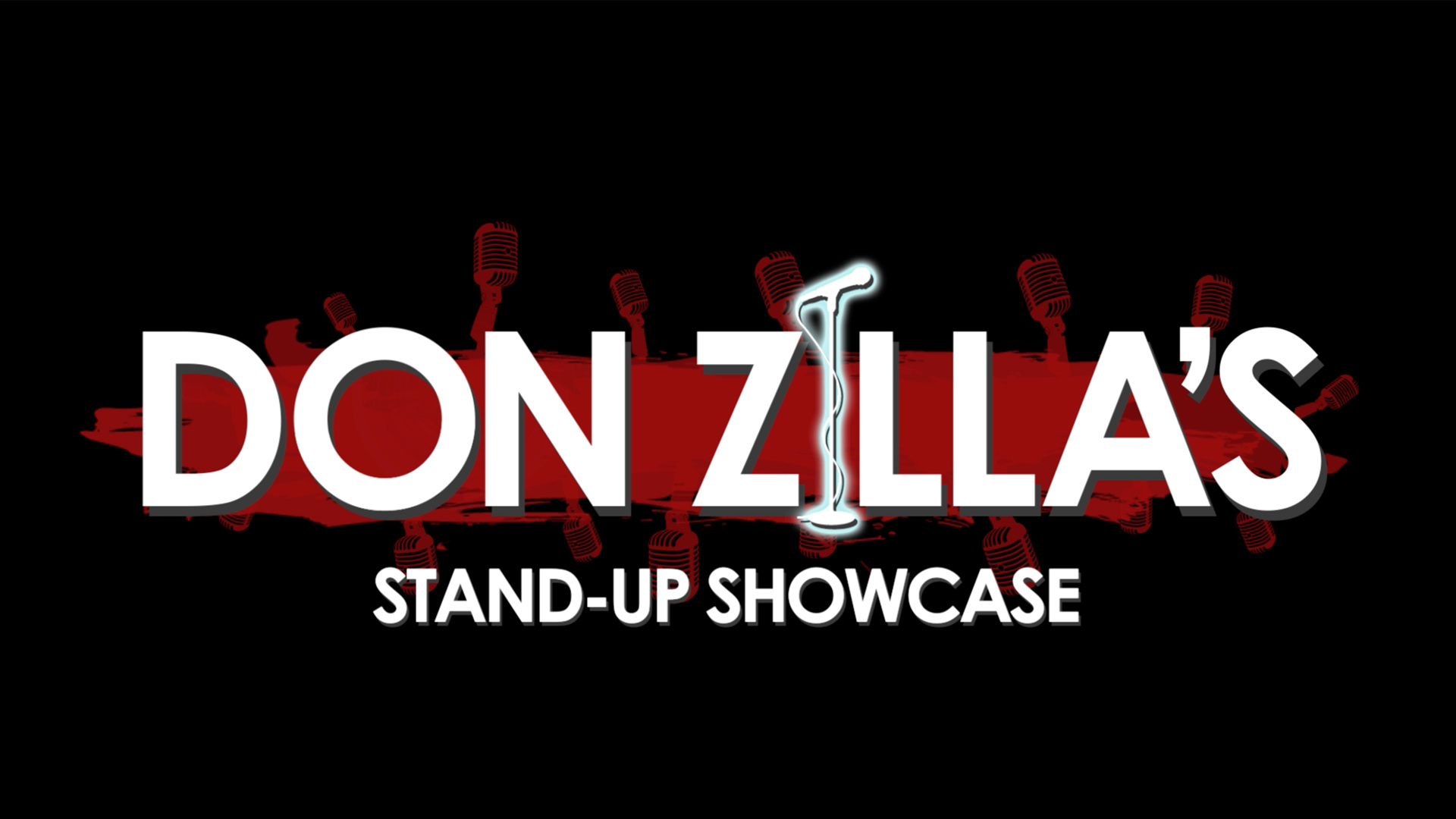 Don Tjernagel in Donzilla's Stand-Up Showcase (2015)