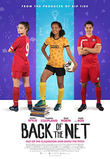 Poster of Back of the Net 2019 Full Hindi Dual Audio Movie Download HDRip 720p
