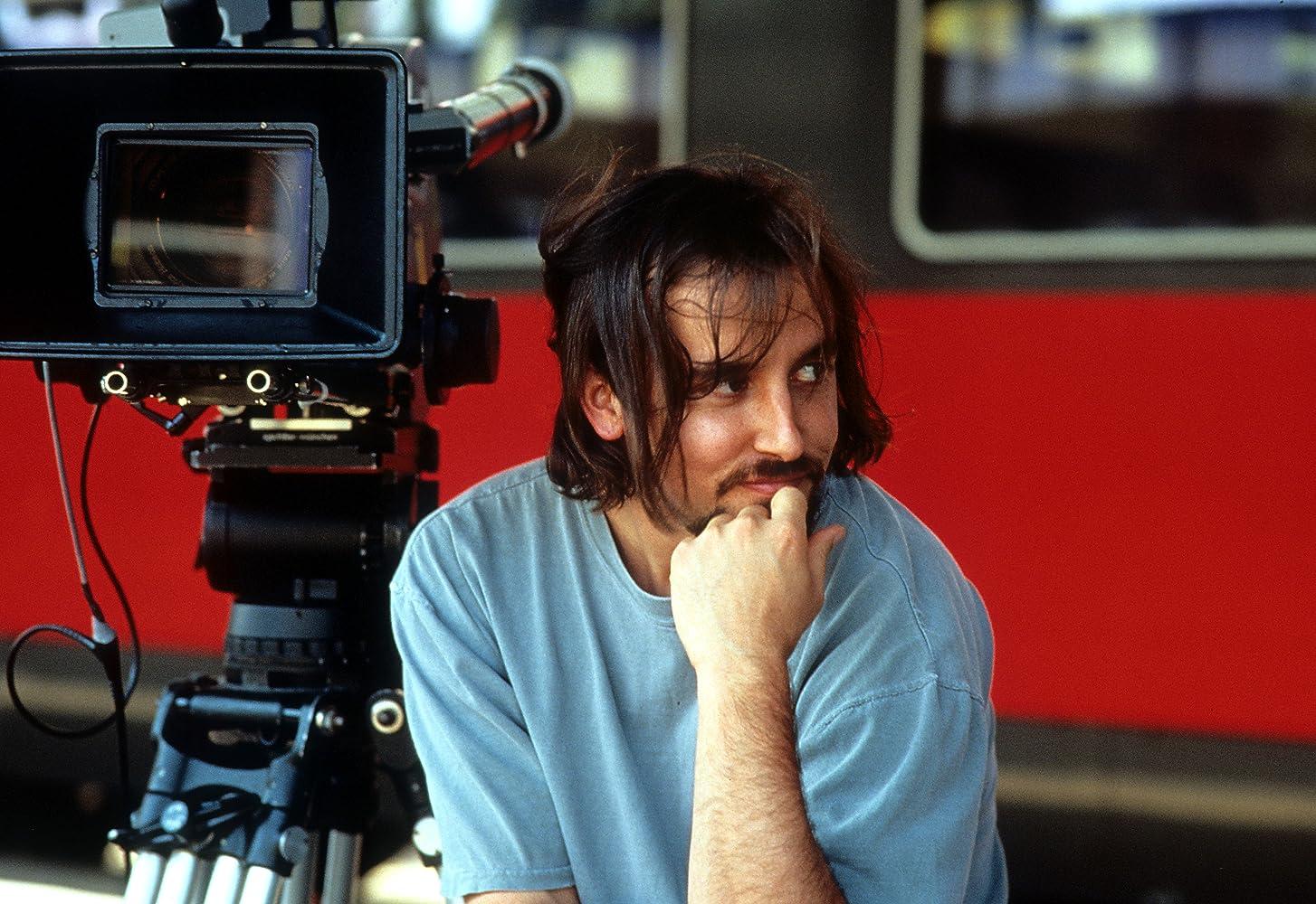 Richard Linklater sur le tournage de Before Sunrise