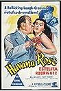Havana Rose (1951) Poster