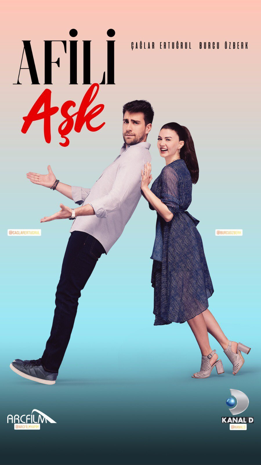Afili Ask (TV Series 2019– ) - IMDb