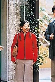 Naoko Iijima, Kyôko Koizumi, Tôru Nakamura, and Natsumi Ohira in Koi wo nannen yasunde imasuka? (2001)