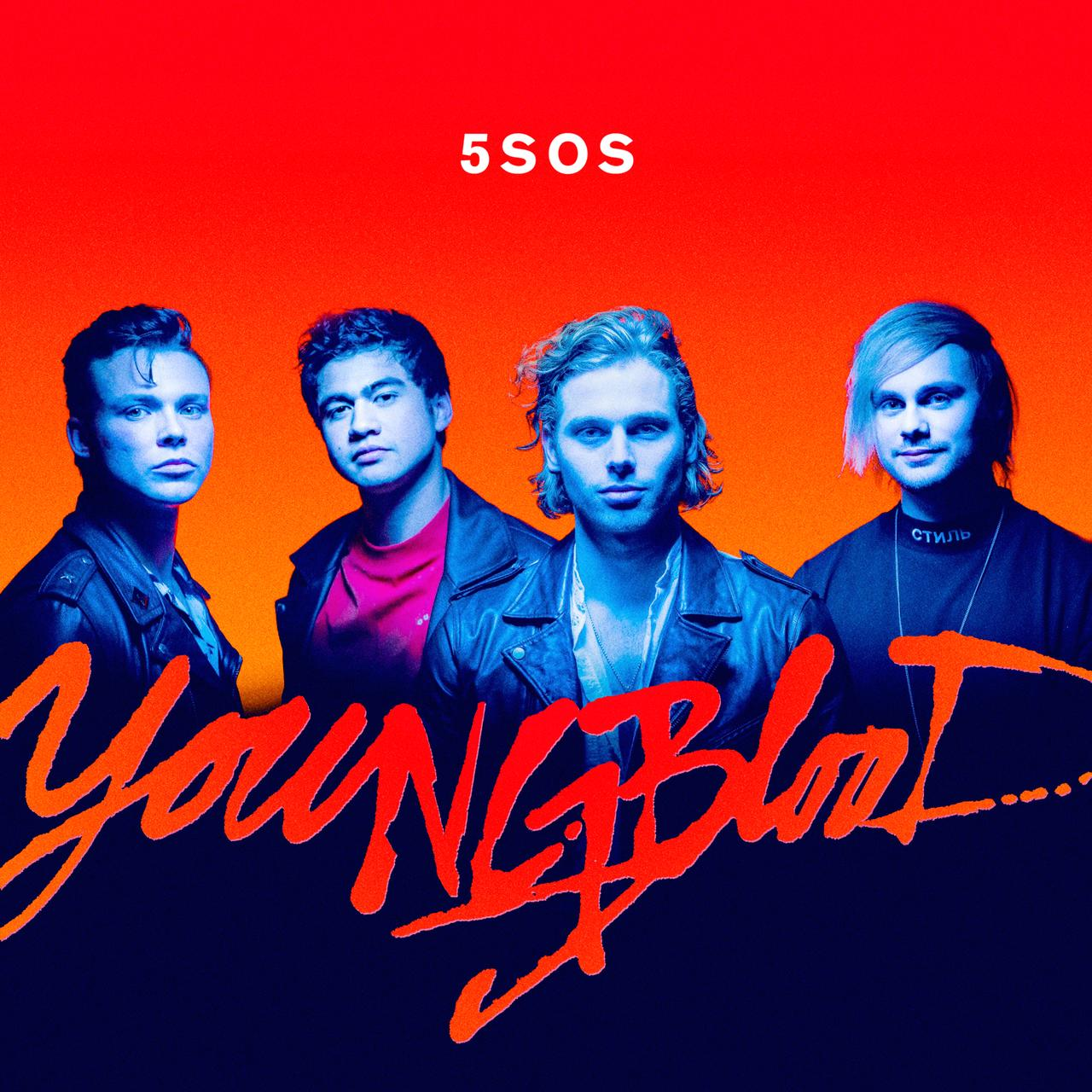 5 Seconds Of Summer Youngblood 2018