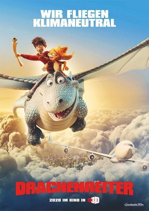 Firedrake the Silver Dragon (2020) Hindi Dubbed