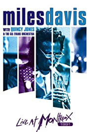 Miles Davis & Quincy Jones: Live at Montreux Poster